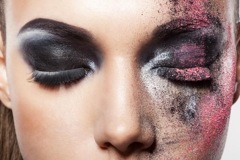 makeup milano